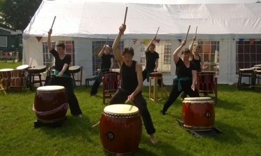 drum camp 1