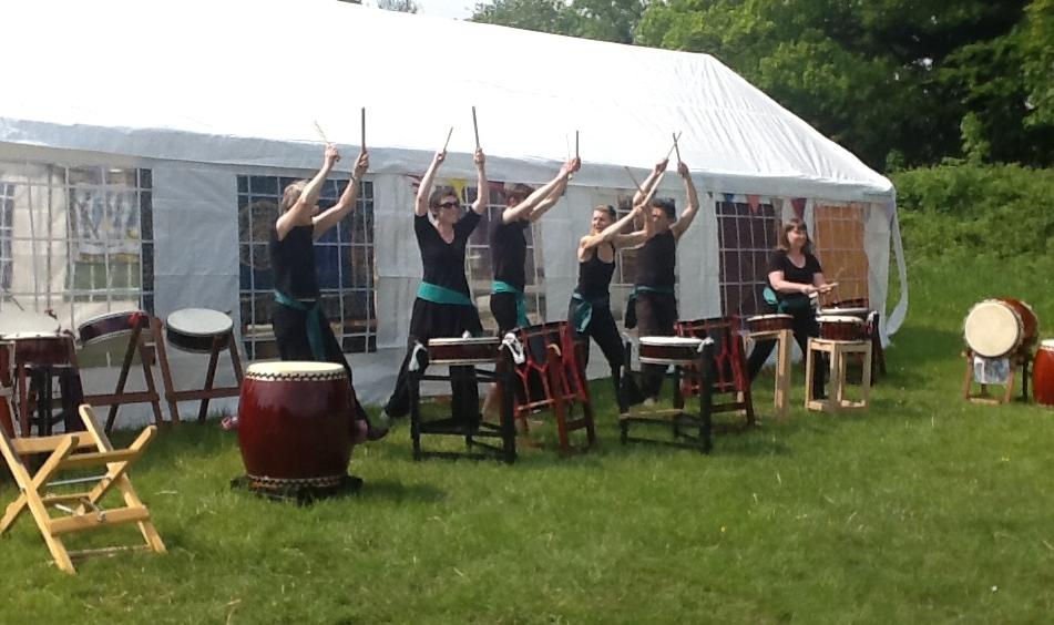 drum camp 2