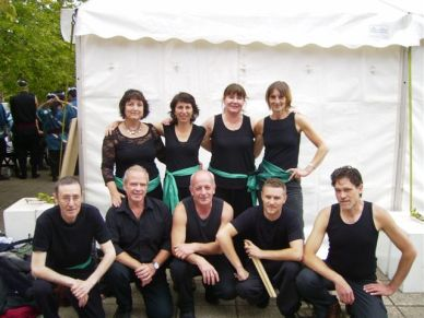 Exeter Taiko Festival 2012